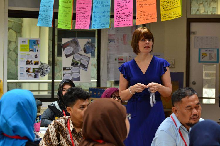 Ilustrasi. Innovative School Programme yang diadakan Jakarta Intercultural School (JIS)
