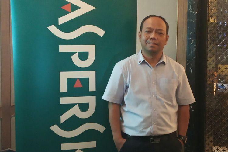 Dony Koesmandarin, Territory Channel Manager untuk Indonesia di Kaspersky Labs Asia Pasifik.