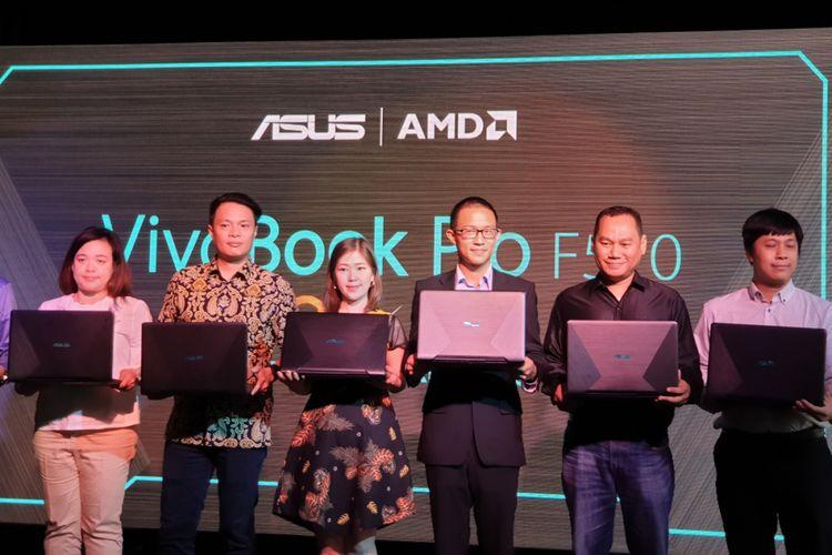 Peluncuran Asus VivoBook Pro F570