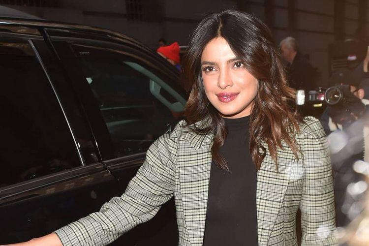 Priyanka Chopra Didaulat Bintangi Film Superhero Netflix
