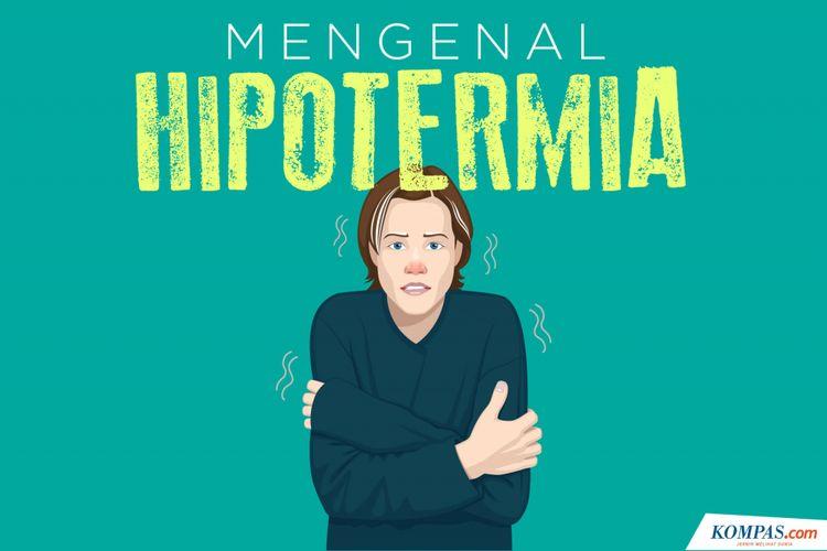 Mengenal Hipotermia