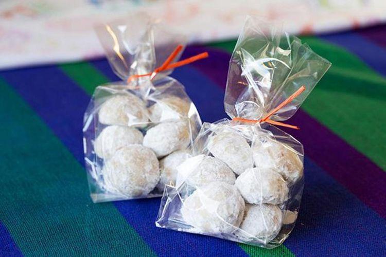 Ceylon Cinnamon Cookies