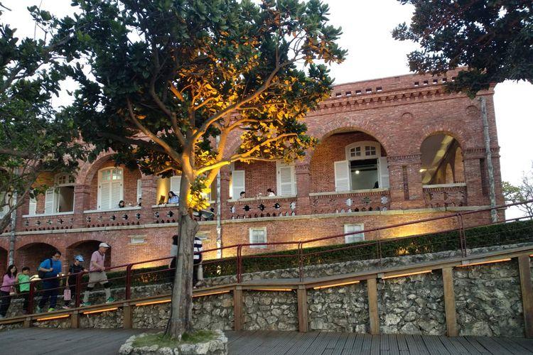 Gedung bekas Konsulat Jenderal Inggris di Kaohsiung, Taiwan
