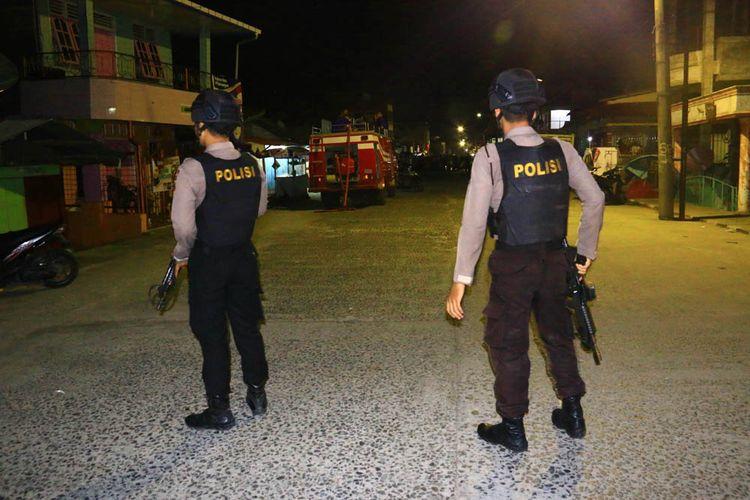 Image result for image Ledakan Kembali Terjadi di Sekitar Rumah Terduga Teroris Sibolga