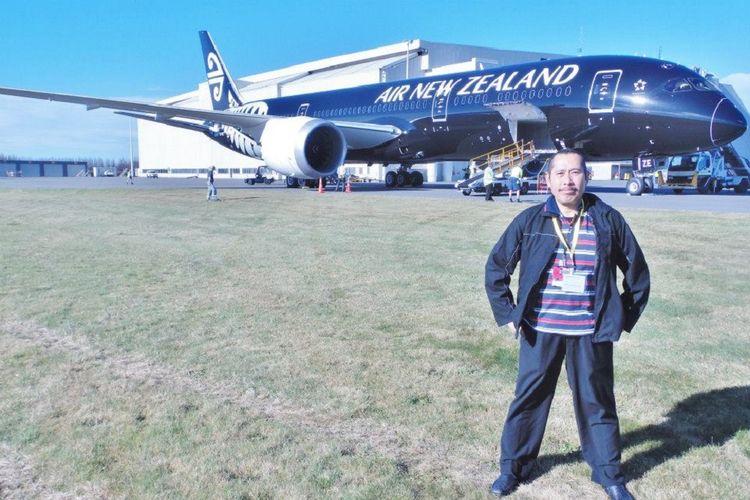 Lilik Abdul Hamid, WNI yang meninggal dunia dalam aksi penembakan di Christchurch Selandia Baru merupakan sosok alumnus penerbangan yang berprestasi.