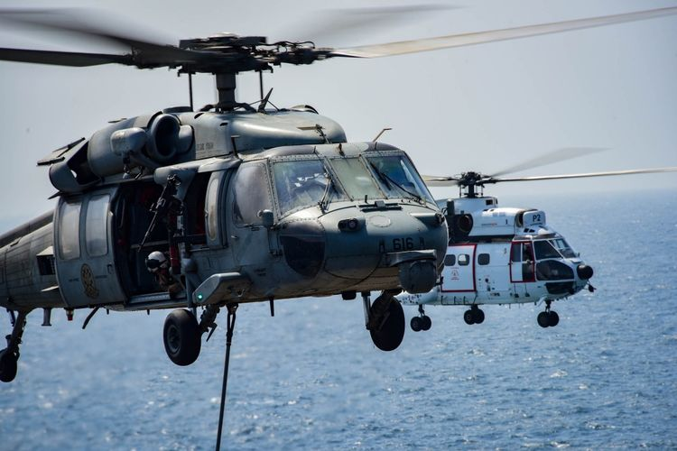 Sikorsky Sea Hawk (U.S Navy)
