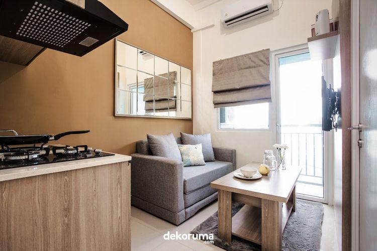 Dalam berbagai situasi dan kondisi, ternyata tinggal di rumah sempit lebih menguntungkan dibandingkan bermukim di rumah yang lebih besar.
