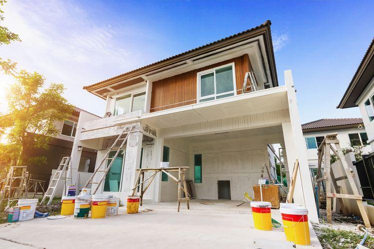 Kalkulasi yang salah saat perencanaan rumah dan pemilihan material bangunan pun bisa mendatangkan bencana pada kemudian hari.