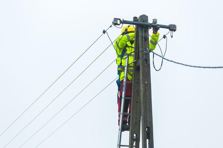 Ilustrasi gangguan listrik
