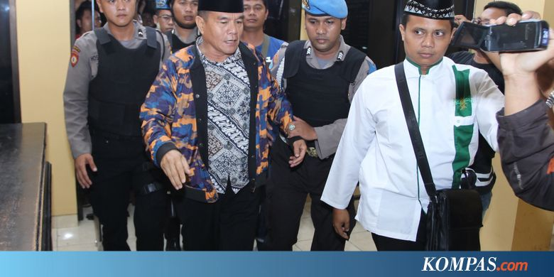 Perindo Pecat Dirwan Mahmud yang Ditangkap KPK