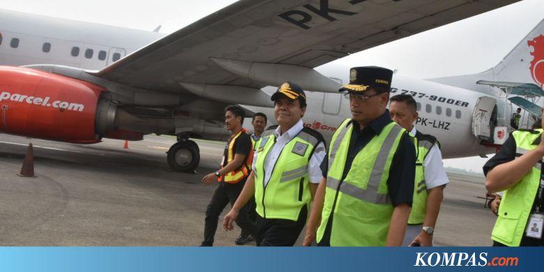 """BUDI """"Stakeholder"""" Penerbangan Wajib Lakukan Ini Selama Libur Lebaran 2018 - Kompas.com"""