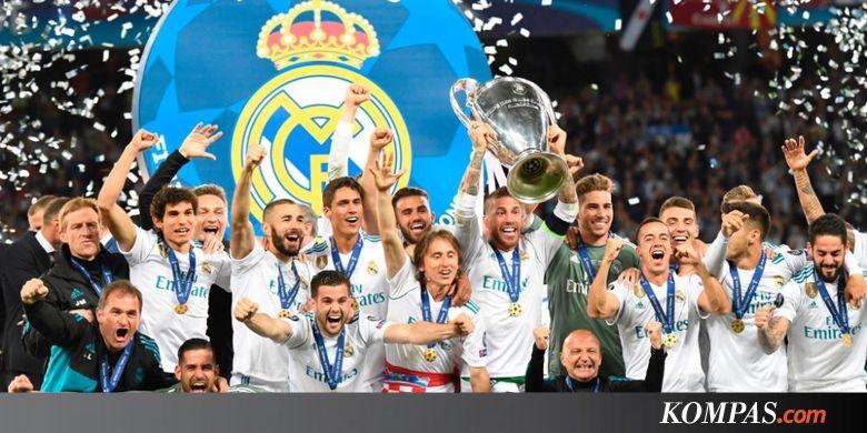 Juara 1 Liga Spanyol