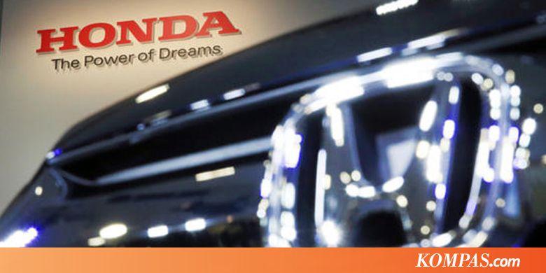 """Honda Kembali Umumkan """"Recall"""", Perhatikan Ini Detailnya"""