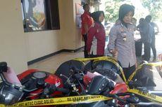 5 Pemuda di Bogor Ditangkap karena Mencuri 11 Motor Gede