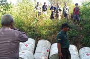 Fakta di Balik Limbah Beracun di Bogor, 3 Warga Keracunan hingga Polisi Amankan 39 Drum Kosong