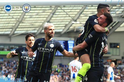 Man City Ingin Terus Dominasi Liga Inggris