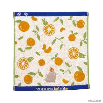 Wash towel, 600 yen (belum termasuk pajak). Terbuat dari 100 persen cotton dan ukurannya 340x340 mm.