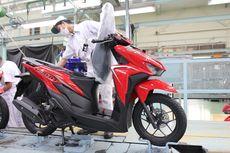 Honda Vario Punya Tampilan dan Warna Baru