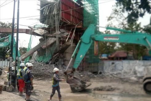 Insiden Tiang Ambruk, GM Proyek Tol BORR Diganti