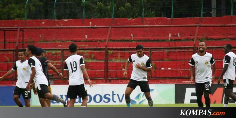 Borneo FC Vs Bhayangkara FC, Tim Tamu Patok Target Raihan Poin