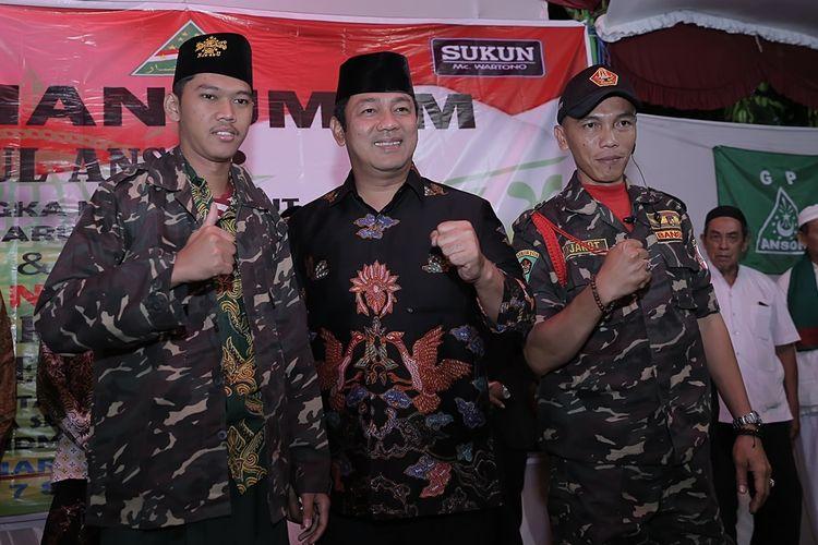 Wali Kota Semarang Puji Pemuda Ansor