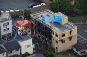Tersangka Pelaku Mengaku Sengaja Bakar Gedung Kyoto Animation