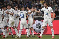Jorginho Merasa Timnas Italia Kini Bermain Lebih Kompak