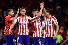 Hasil Liga Spanyol Pekan Ke-1, Atletico Madrid Raih Kemenangan Tipis