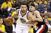 Singkirkan Portland, Warriors Tembus Final NBA 2018-2019