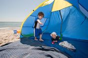 7 Tips Berwisata ke Pantai Bersama Anak, Salah Satunya Jangan Lengah