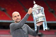 Man City Raih Treble Winner, Pep Guardiola Apresiasi Para Pemainnya