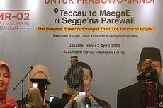 Kelompok Bugis-Makassar Rantau Deklarasikan Dukungan untuk Paslon 02