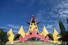 7 Fakta Menarik Tentang Menara Siger, Ikon Provinsi Lampung