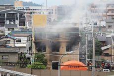 Studio Anime Jepang Dibakar, #PrayForKyoani Puncaki Trending Topic Dunia