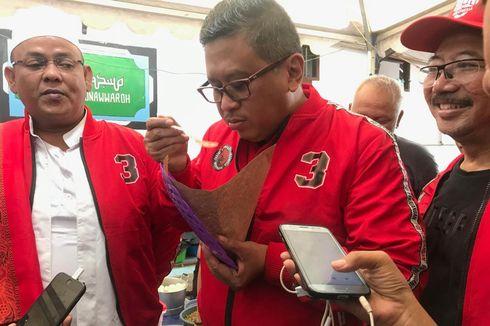 Cita Rasa Megawati dalam 15.000 Nasi Bungkus untuk Pendukungnya...