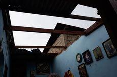 Puting Beliung Rusak 58 Rumah di Depok