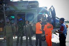 Helikopter TNI AU Dilibatkan Cari Longboat Hilang di Perairan Asmat