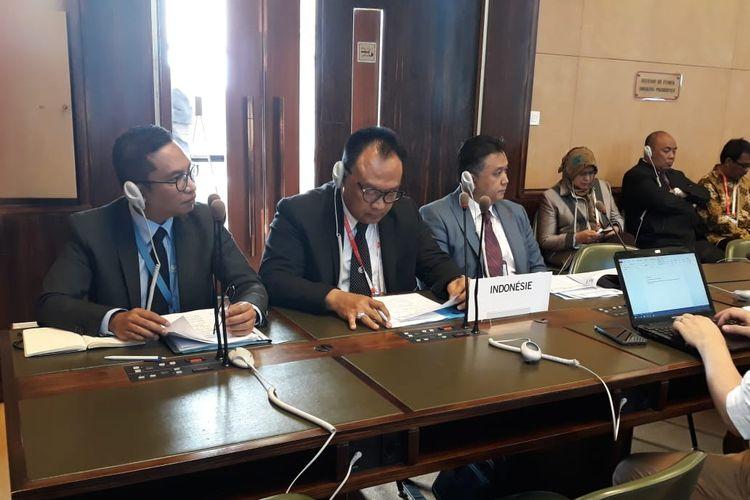 Atasi Masalah Ketenagakerjaan Dunia, Indonesia Usulkan 3 Gagasan di Jenewa