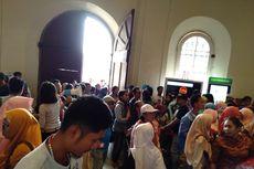 Kesan Pengunjung Museum Fatahillah: Murah, Menghibur, hingga Gerah...