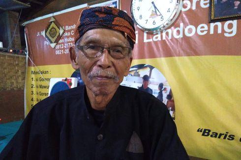 Cerita Abah Landoeng, Kayuh Sepeda 7 Bulan ke Tanah Suci untuk Berhaji
