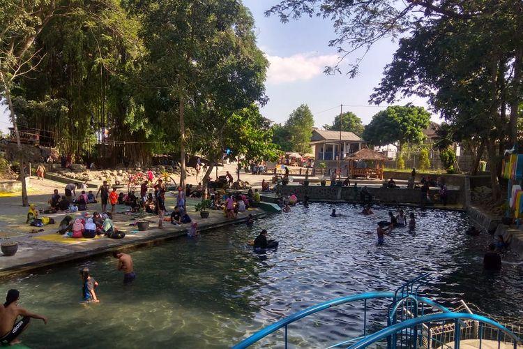 Kolam Umbul Sigedang