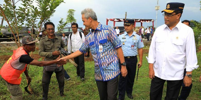 Ganjar: Bandara Wirasaba, Momentum Bangkitnya Selatan Jawa Tengah!