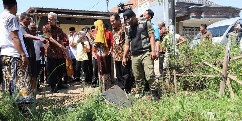 Berkunjung ke Pekalongan, Gubernur Ganjar Redakan Amarah Warga