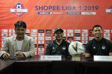 2 Gol di Babak Pertama Kunci PS Tira Persikabo Kalahkan Semen Padang