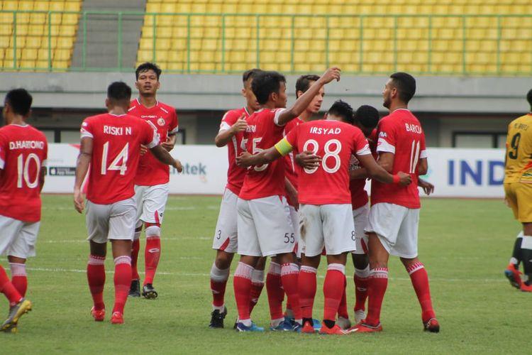 Pemain Semen Padang diliburkan seusai mengikuti Piala Presiden