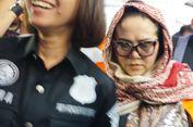 Nunung Tak Kooperatif Saat Ditangkap Polisi
