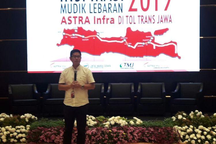 Group CEO Astra Infra Group Djap Tet Fa