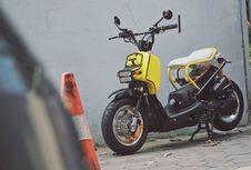 Honda BeAT Pop 'Zoomer' Karya Katros Garage