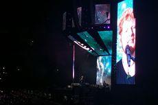 Merasakan Aura Justin Bieber dalam Konser Ed Sheeran