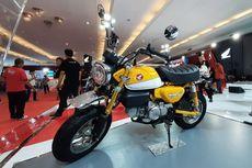 Honda Monkey Z125 Sudah Ramai dari Importir Umun